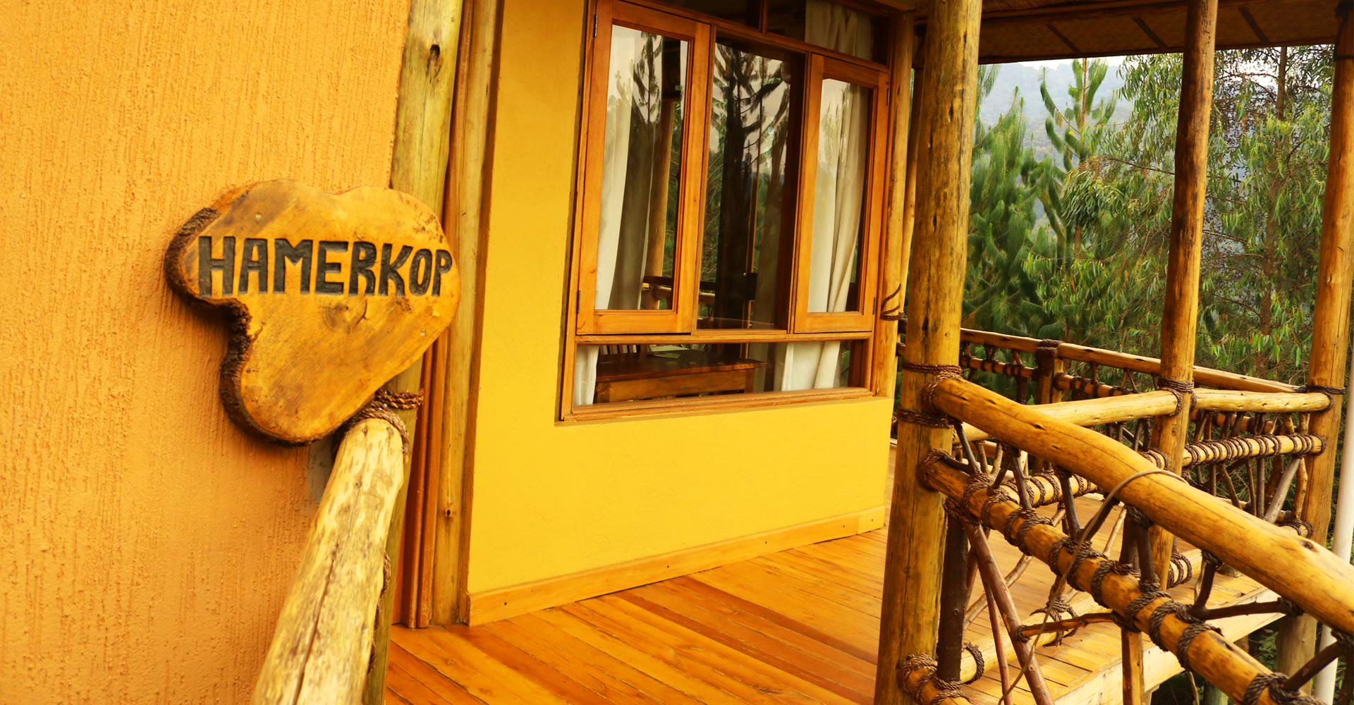 Hamerkop Cottage
